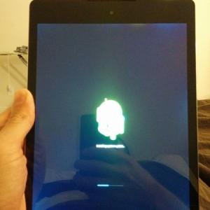 Nexus 9 alone giallo 4