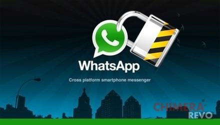 WhatsApp cifrato