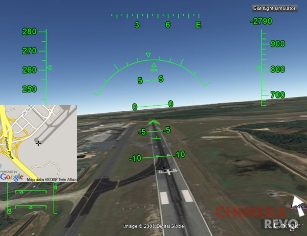 google-hearth-flight-simulation