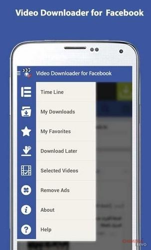 scaricare i video di facebook