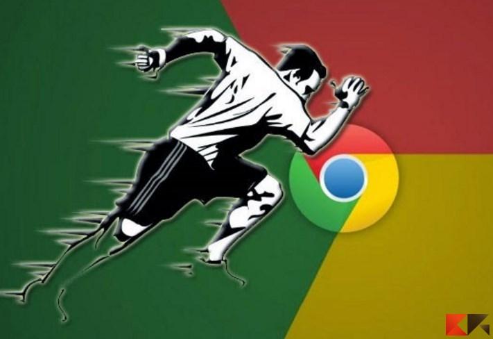 Velocizzare Chrome