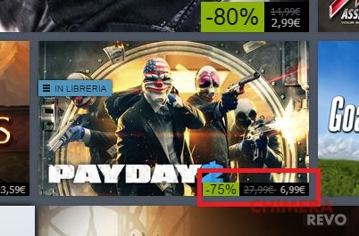 Payday 2 Saldi Steam
