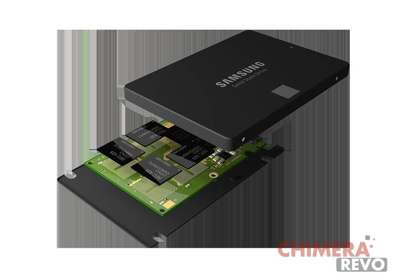 Samsung SSD 850EVO 1 r