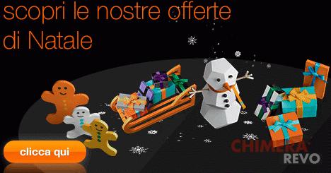 Sconti orange Natale 2014