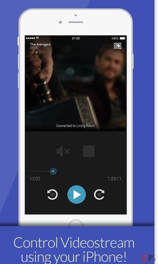 Videostream apple