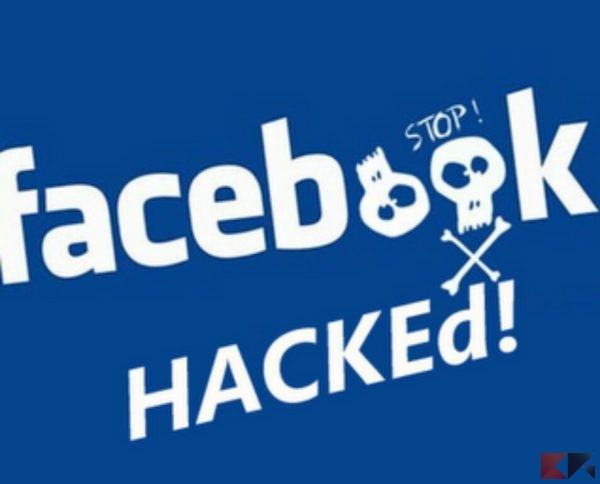 recuperare un account facebook rubato