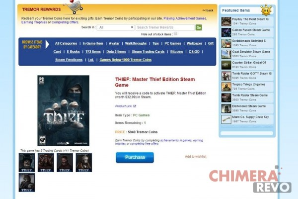 THIEF_ Master Thief Edition Steam Game