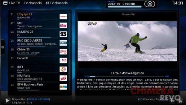 Pvr.mythtv-channels