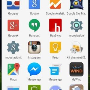 Nexus 6 screen sistema 7