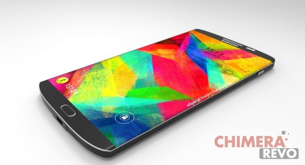 Concept del probabile Samsung Galaxy S6