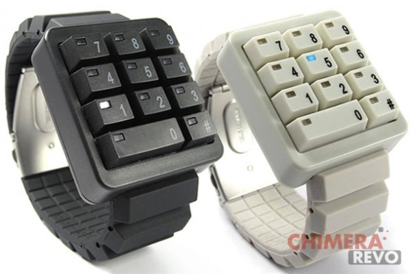 keypad-watch