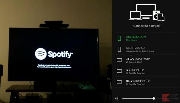 App per Chromecast