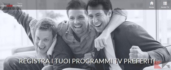 Registrare programmi TV | Registrare Canali TV