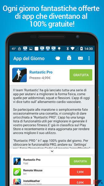 App del giorno gratis