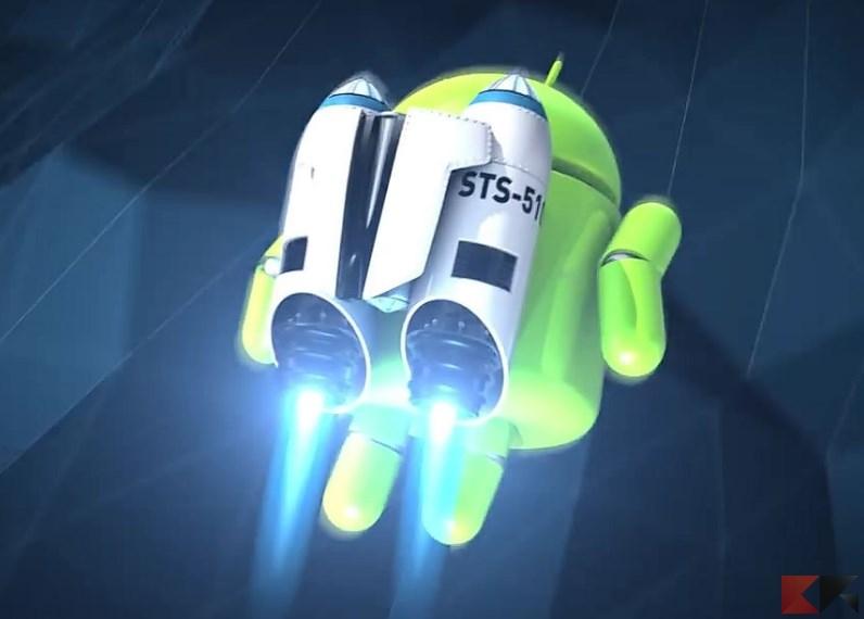 Come velocizzare Android su smartphone lento