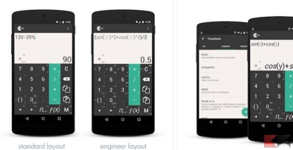 Calcolatrice ++ - App Android su Google Play