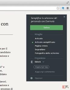 Evernote Web Clipper - Chrome Web Store