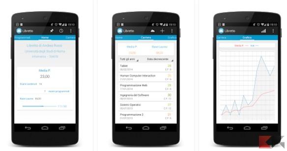 Libretto Universitario - App Android su Google Play