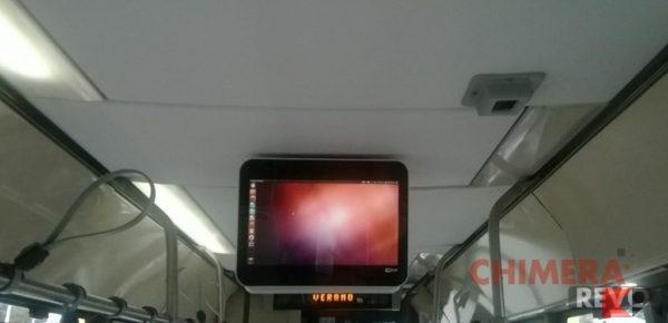 autobus monitor roma