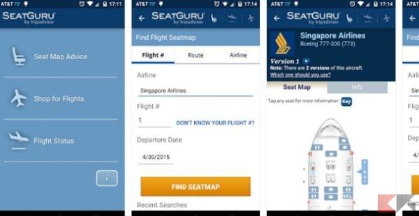 SeatGuru_ Maps+Flights+Tracker - App Android su Google Play