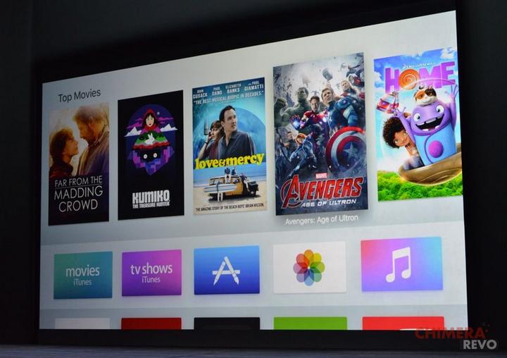 Apple TV 4 generazione 1