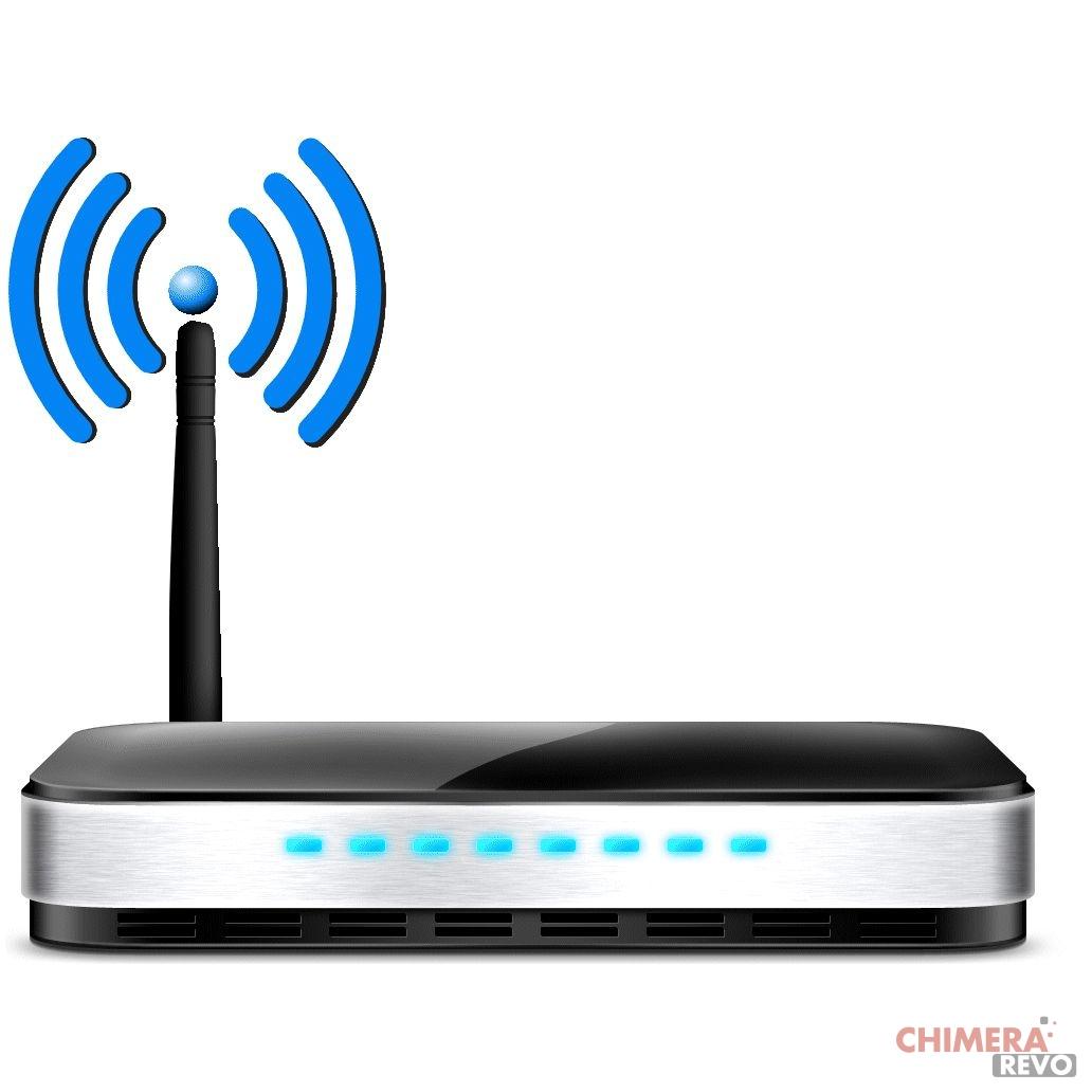 Wirelessrouter risultato