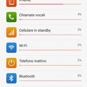Xiaomi RedMi Note 2 Screen batteria 3