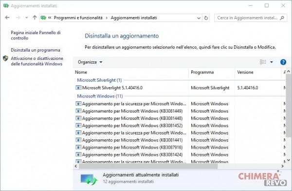 Bloccare il download automatico di Windows 10