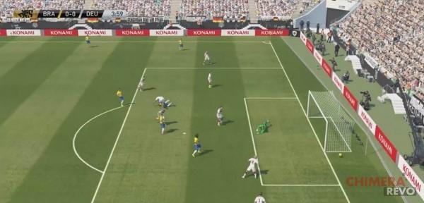 gameplay pes 2016