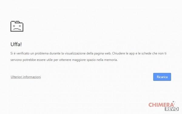 google-chrome-blocco