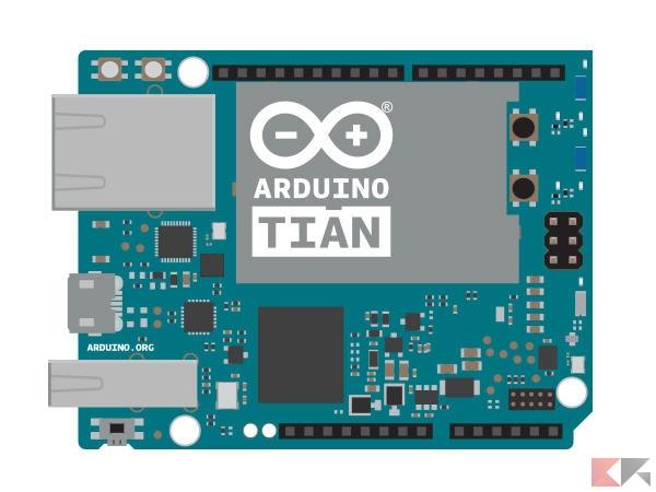 ArduinoTian