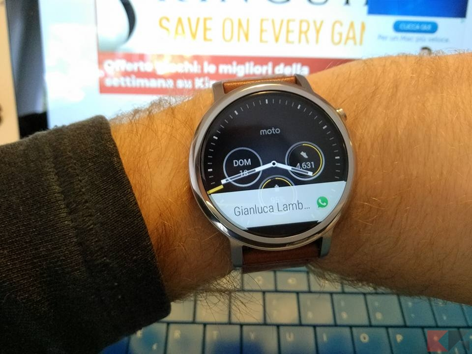Motorola Moto 360 20151