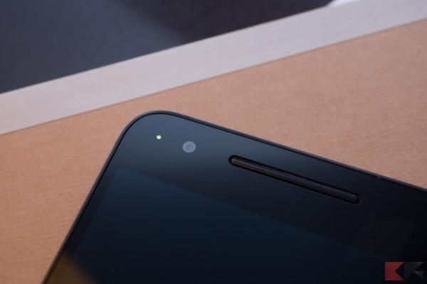 Nexus 6P LED