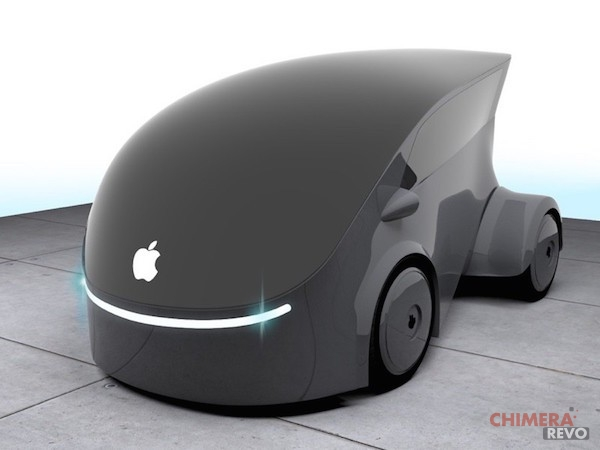 Concept di Apple Car