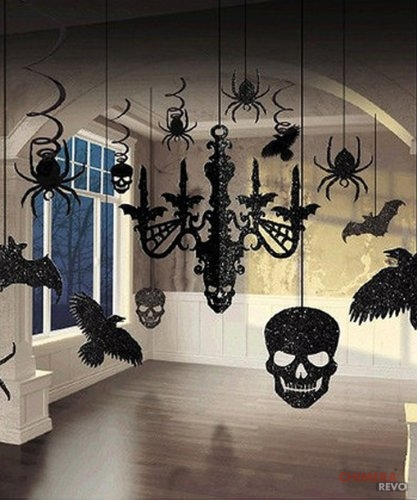idee halloween 2015 i migliori accessori geek chimerarevo On decorazioni halloween amazon