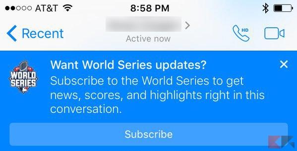 facebook-messenger-sport