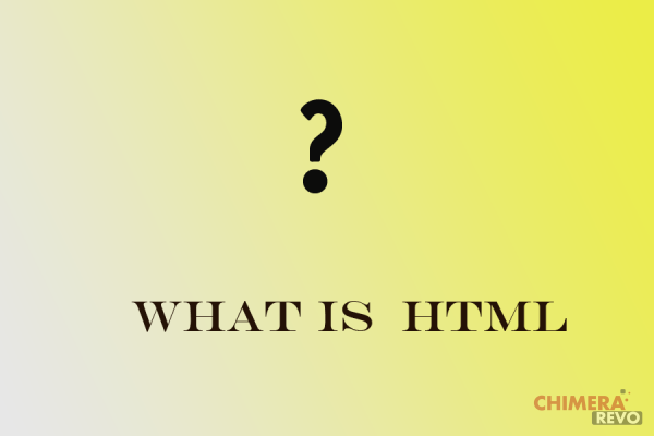 what-is-html