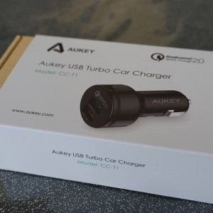 Aukey USB Car Charger