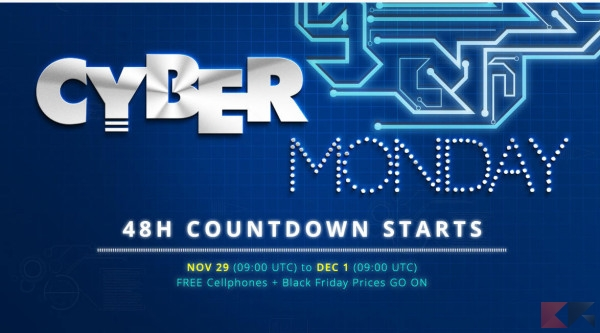 Cyber Monday Everbuying