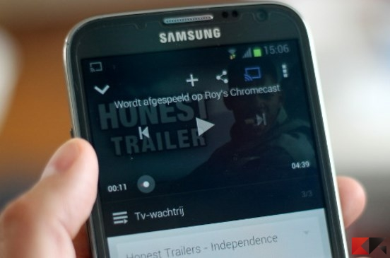 CHROMECAST GRATIS FILM