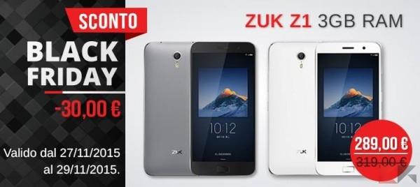 Honorbuy offerta ZUK e LeTV