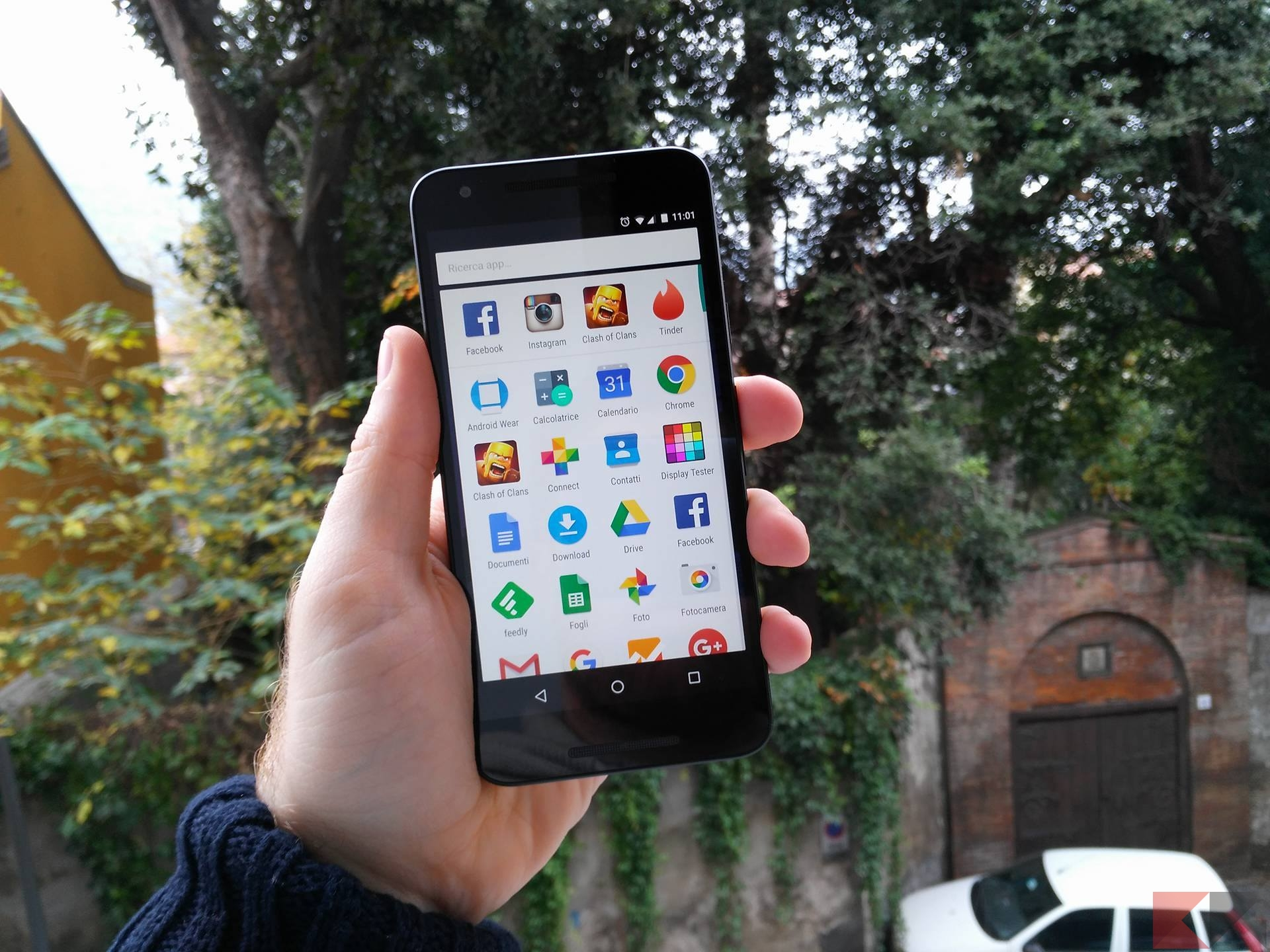 LG Nexus 5x 7