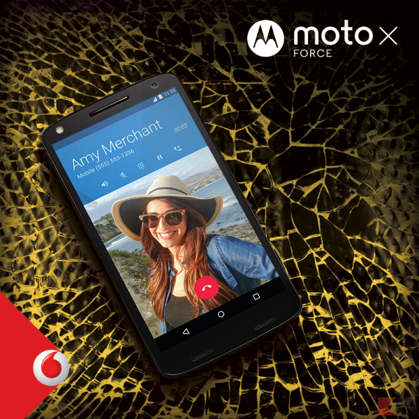 Motorola Moto X Force - Vodafone