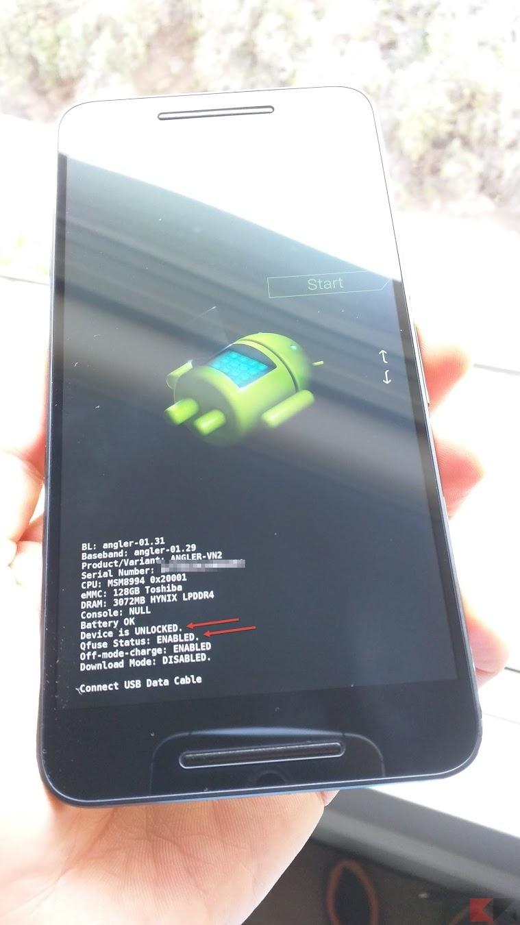 Nexus 6P QFuse