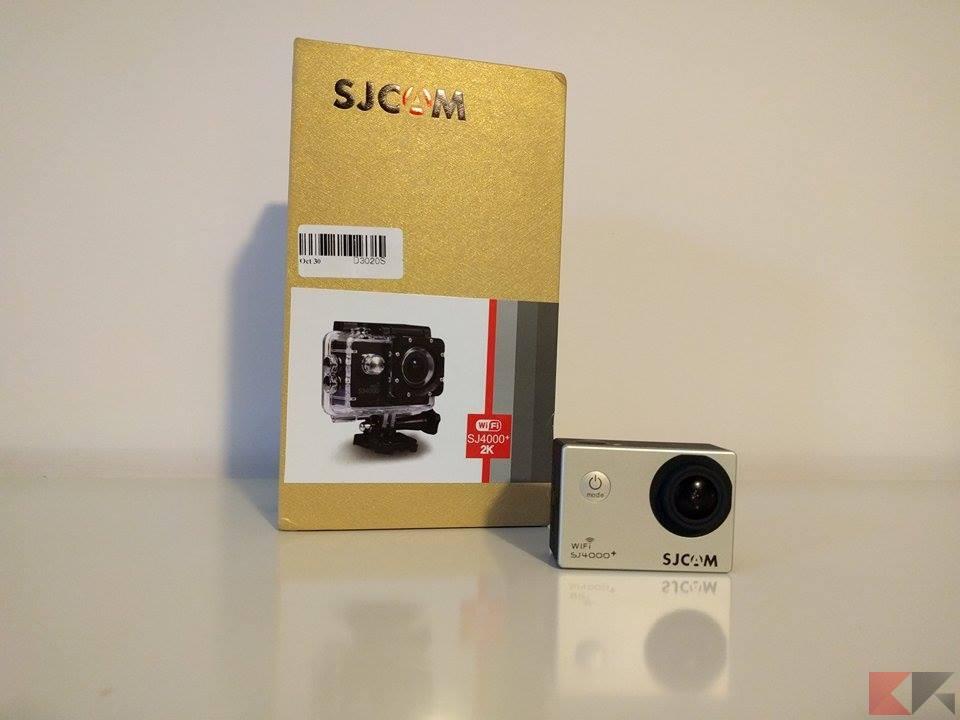 SJCam 4000 Plus 8