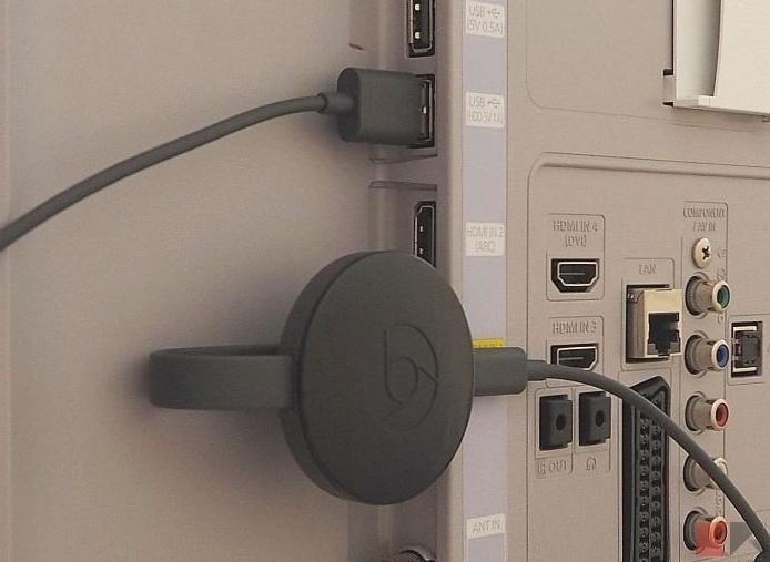 Chromecast: come togliere le notifiche di rete
