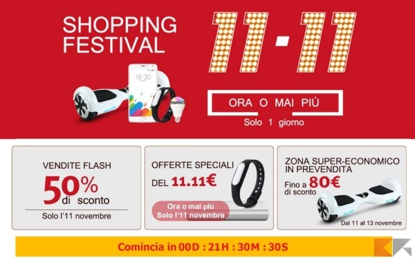 Shopping Festival 2015