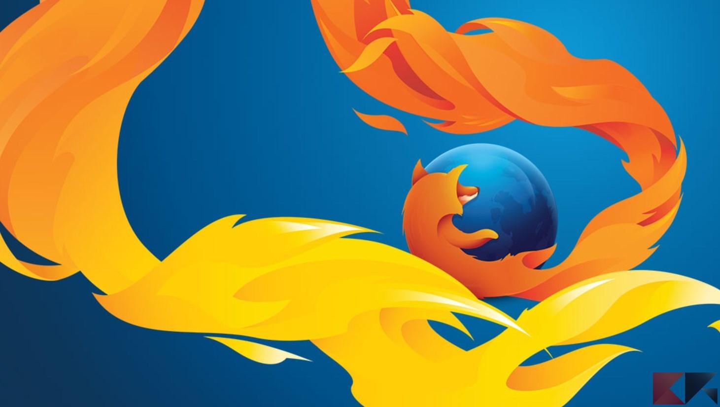 Velocizzare Firefox