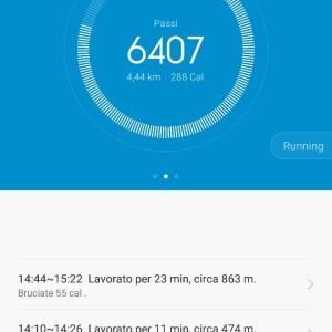 Xiaomi Mi Band 1S - screenshots (2)