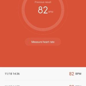 Xiaomi Mi Band 1S - screenshots (4)